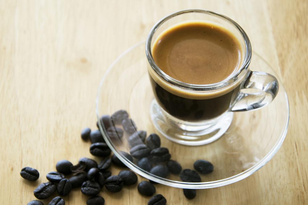 Caffè al vetro