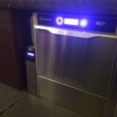 Lavastoviglie Krupps con UNIKO display / UNIKO display in Krupps Dishwasher